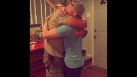 Military surprise homecoming!!!