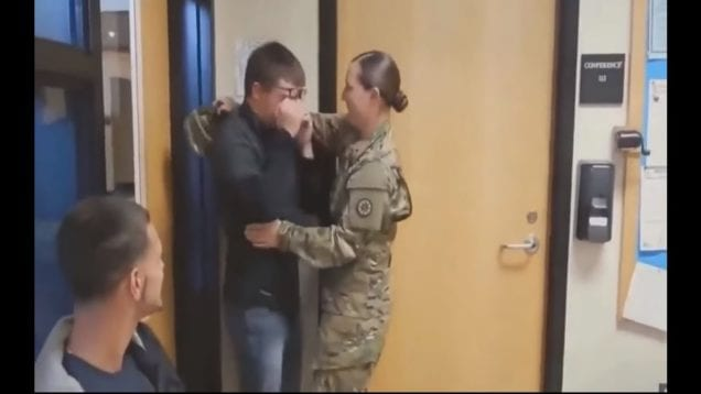 NEW! Homecoming Sister Surprise His Brother *EMOTIONAL* (2019)