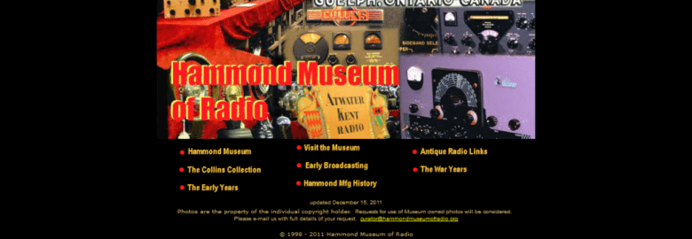 Hammond Museum of Radio