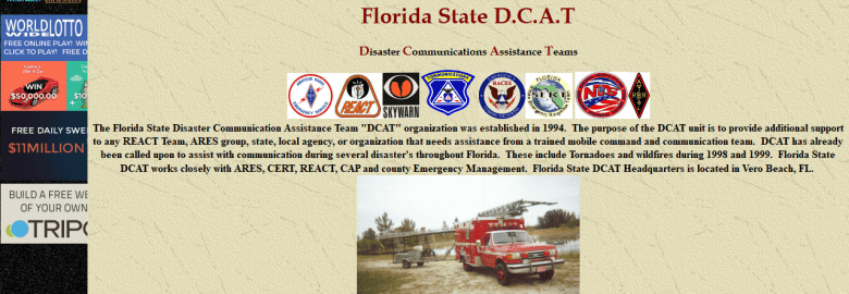 Florida State Disaster Communication Assistance Team