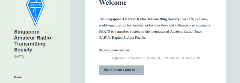 Singapore Amateur Radio Transmitting Society